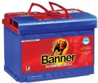 AGM 12V 135Ah BANNER RUNNING BULL LEISURE BATTERY